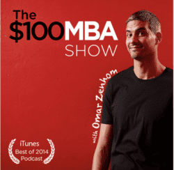 hundred dollar mba show podcast