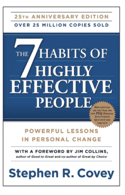 seven habits highly effective people book
