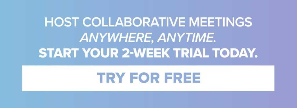 collaborative online meetings free trial