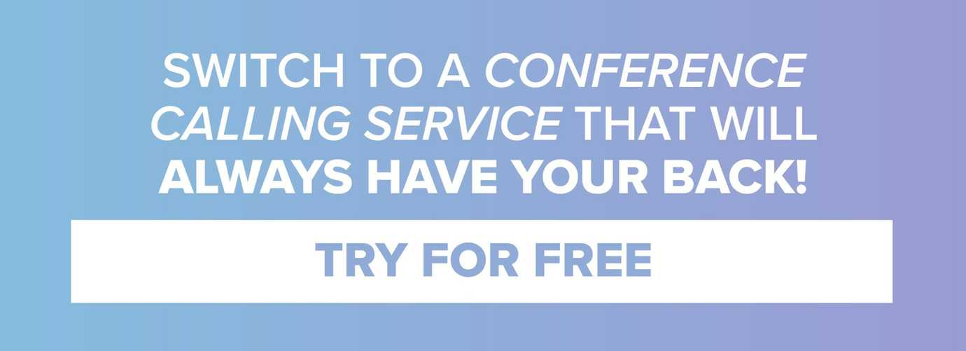 switch conferencing service free trial